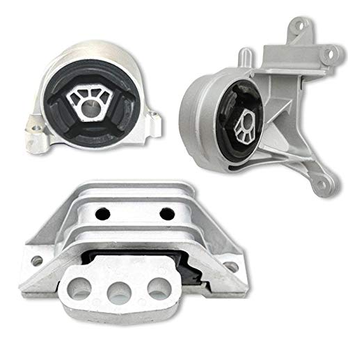 - K1808 Fits 2005-2009 Chevrolet Equinox/Pontiac Torrent 3.4L Motor & Trans Mount 3pc : A5324, A3082, A3069