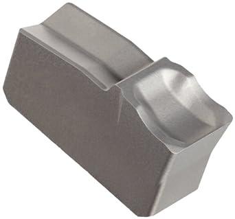 Sandvik Coromant Q-CUTTER  Carbide Milling Insert, 330.20 Style, Rectangular, H13A Grade, Uncoated