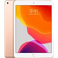 Apple iPad 7th Generation WiFi+Cellular 128GB Gold RRP $889 MW6G2X/A []