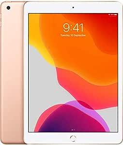Apple iPad 7th Generation WiFi+Cellular 128GB Gold MW6G2X/A []