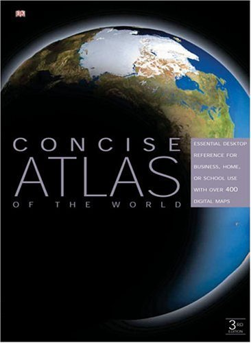 DK Concise Atlas of the World (DK Concise World Atlas) by DK Publishing (2005-05-16)