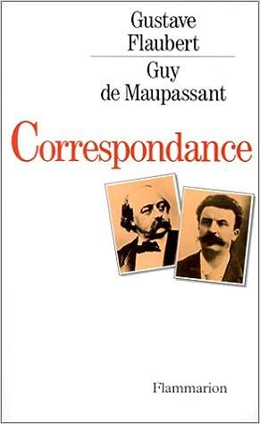 Correspondance pdf epub
