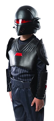 [Rubies Star Wars Rebels Inquisitor Helmet (2-Piece)] (Iron Fist Costumes For Kids)