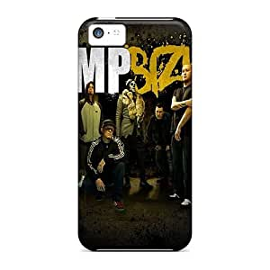 Iphone 5c XfO6643zUTv Special Colorful Design Limp Bizkit Band Skin Bumper Cell-phone Hard Covers -TammyCullen