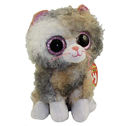 Ty - Beanie Boos - Scrappy Curly Hair Cat /toys