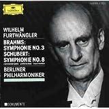 Brahms: Sinfonie 3 / Schubert: Sinfonie 8