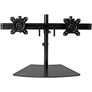 Amazon Com Startech Com Cubicle Monitor Mount Supports