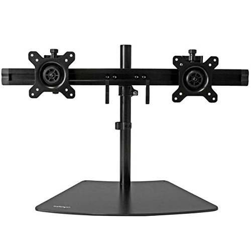 StarTech.com Dual Monitor Stand - Monitor Mount for Two LCD