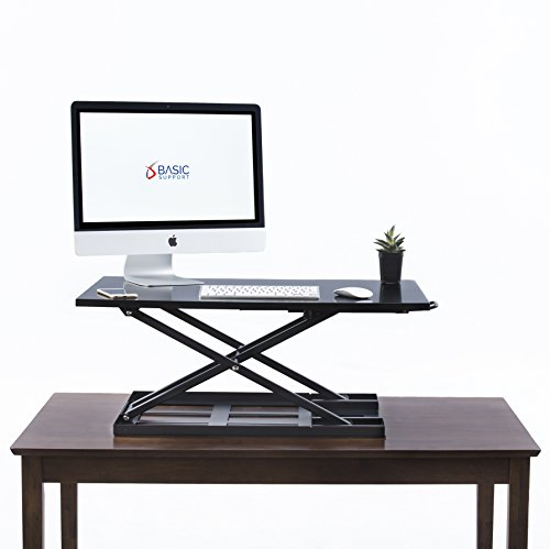Table Jack Standing Desk Converter 32 X 22 Inch Extra