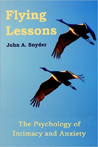 Downloadning af lærebog Flying Lessons: The Psychology of Intimacy and Anxiety på Dansk FB2
