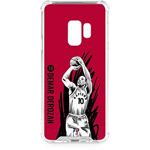 new arrival 5552d 40d34 Amazon.com: Toronto Raptors Galaxy S9 Case - DeMar DeRozan Inked ...