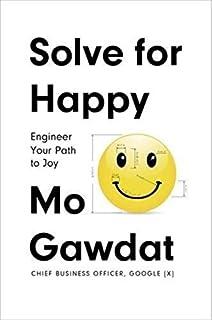 Solve For Happy : Engineer your Path to Joy price comparison at Flipkart, Amazon, Crossword, Uread, Bookadda, Landmark, Homeshop18