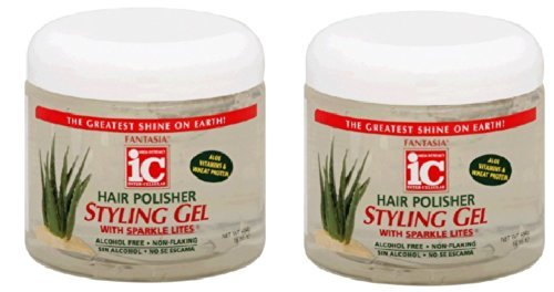 Fantasia High Potency IC Hair Polisher Styling Gel, with
