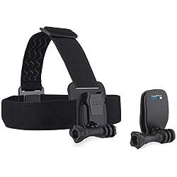 Amazon.com : GoPro HERO6 Black w/ Head Strap, Battery and ...