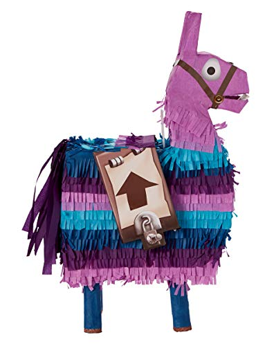 Spirit Halloween Fortnite Loot Llama Piñata | Officially Licensed ()