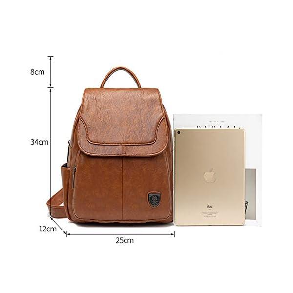 Tisdaini Sacs portés dos Femme Mode Loisir Voyage Etudiante Sac a dos Sacs bandoulière business sacs a dos FR903
