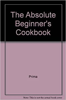 Book The Absolute Beginner's Cookbook