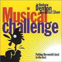 Andrew Denton Breakfast Show Musical Challenge