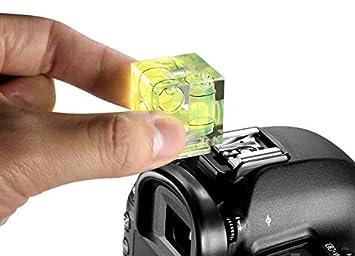 Nikon Nivel trineo Flash 3 ejes compatible con todas las cámara ...