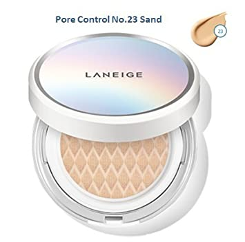 New Laneige Bb Cushion Pore Control No 23 Sand With A Refill
