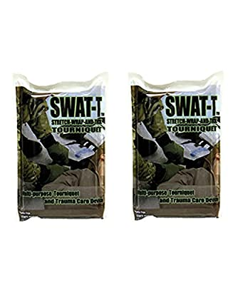 Swat-t Tourniquet 2 Pack by TEMS SOLUTIONS LLC