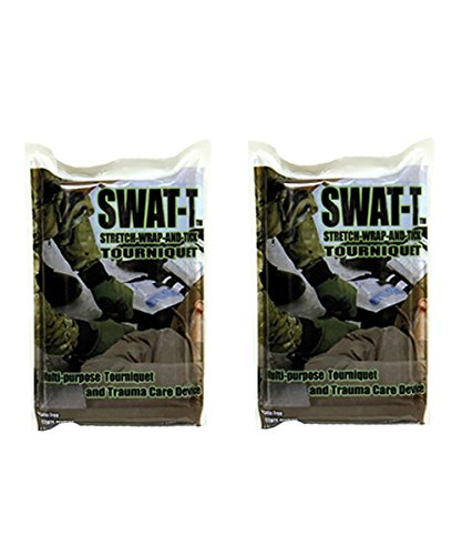 Swat T Tourniquet 2 Pack