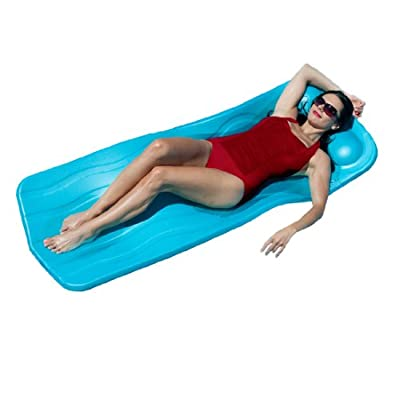 Aqua Cell Marquis Pool Float, Aqua, 1.25-Inch Thick