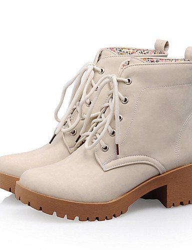 Fashion Spring Boots 5 Eu41 Cn42 us9 Fall 5 Xzz Shoes Fleece Beige Winter Athletic Casual Women's Dress Uk7 10 Wedding Leatherette 8 w8Tq0BZ
