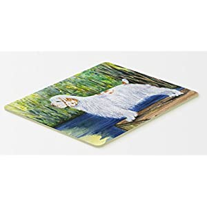 Caroline's Treasures SS8261CMT Clumber Spaniel Kitchen or Bath Mat 20x30, 20H x 30W, multicolor 39