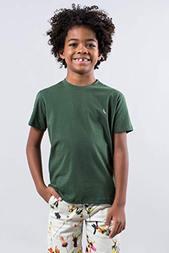 Camiseta Mini Sm Basica