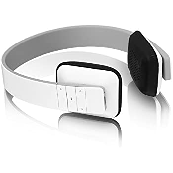 Amazon.com: Aluratek Bluetooth Wireless Headphones