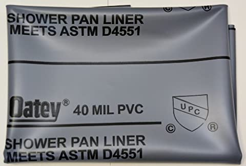 SHOWER PAN LINER KIT 6X7