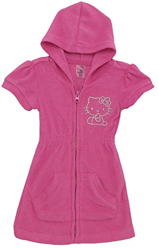 Hello Kitty Girls Baby Infant Hoodie Hooded Coverup