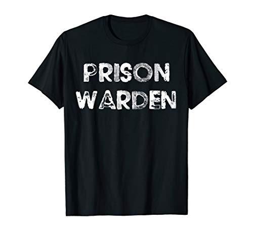 Prison Warden Costume (Prison Warden Halloween Office Parties Party Night Costume )