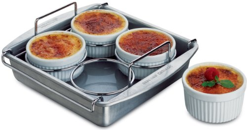 Chicago Metallic Professional 6-Piece Crème Brulee Set