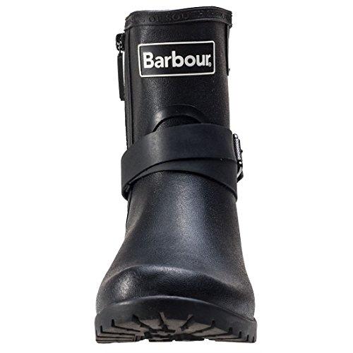 BarbourBiker Buckle - Botas de agua de trabajo mujer