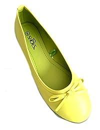 Shoes 18 New Womens Ballerina Ballet Flats Shoes Leopard & Solids 14 colors