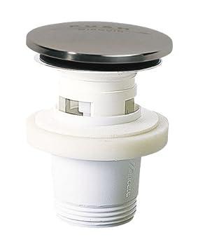 Wirquin SP50299 Quick-clac Bonde de lavabo sans trop-plein Chrome ... c9919d1c9c56