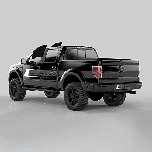 Tint Kits (Computer Cut) For All Four Door Trucks (Front Windows) ()