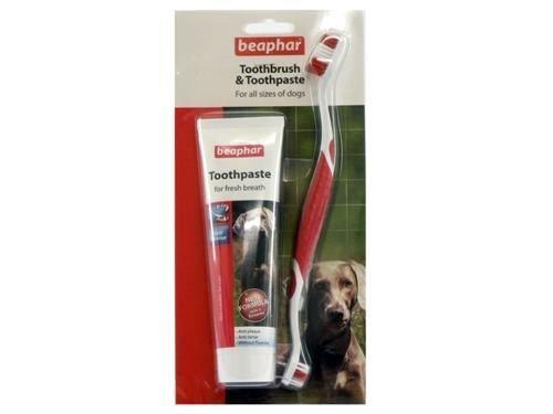 (12 Pack) Beaphar Dental Kit
