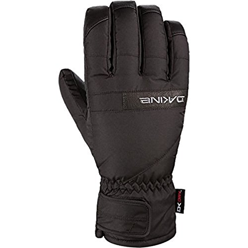 Dakine Men's Nova Short Glove Black M & Knit Cap Bundle by Dakine, USA