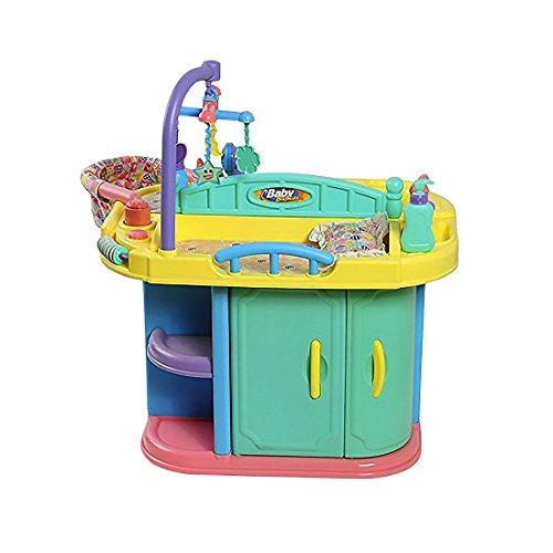 Toy Baby Doll Center : Cp toys baby doll changing table and care center with