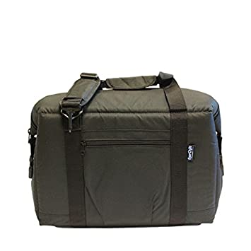 NorChill Voyager Series 24 Can Soft Side Cooler Bag- Red, Blue Black Available