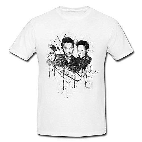Depeche-Mode-II T-Shirt Herren, Men mit stylischen Motiv von Paul Sinus