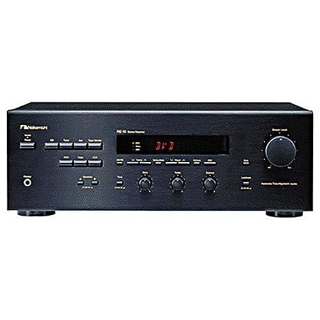 amazon com nakamichi re 10 stereo receiver home audio theater rh amazon com Nakamichi Stereo Equipment Nakamichi Receiver 1 Re
