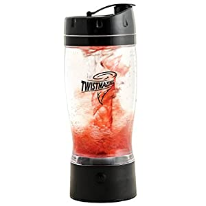 Twistmazing Tornado Shaker & Vortex Mixer Powerful Electric Protein Shaker : Amazing good mixing action.
