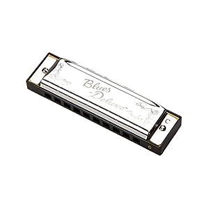 Fender Blues deluxe harmonica C – harp