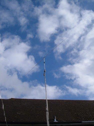 Sirio SD 27 Dipole CB/10 meter Base Antenna by Sirio Antenna (Image #3)