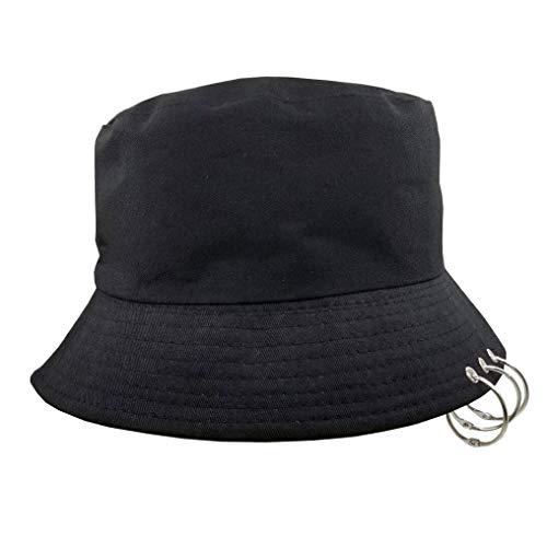 Kpop Bucket-Hat Cap Fishing...