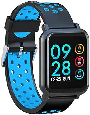 Leotec Smartwatch Helse Color Azul: Amazon.es: Electrónica